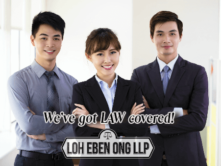 Singapore Lawyers and Law Firm of Loh Eben Ong
